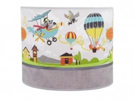 Flying animals grey WL