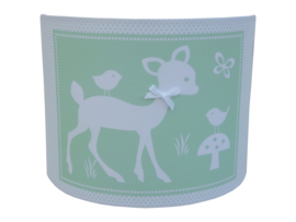 Best Forest Friends mint Wall-light
