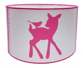 a pink deer