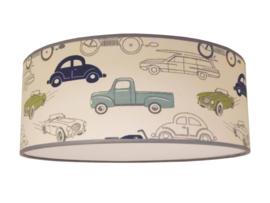 Plafonnière retro cars