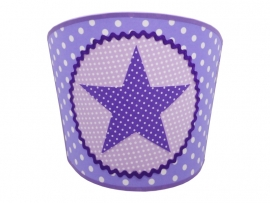 Circle around the star purple WL