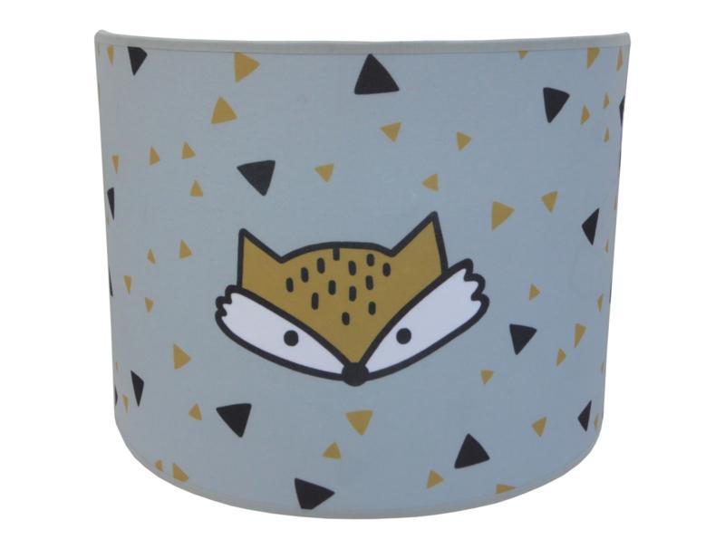 Foxie grey wall-light