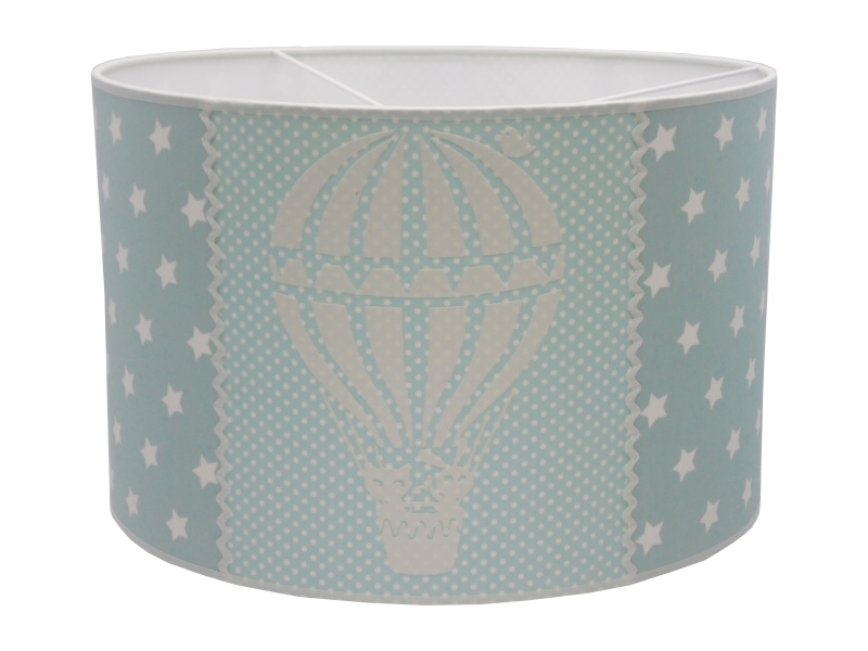 Hot air balloon mint