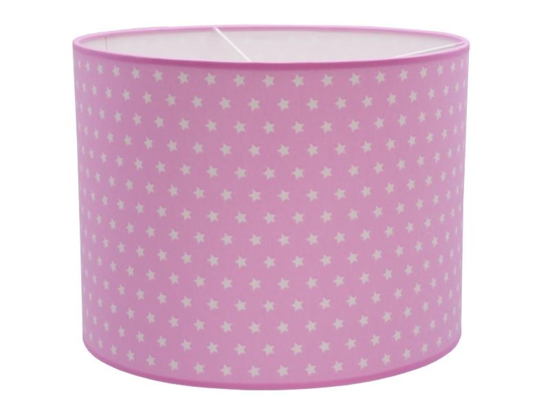 pink - white stars small