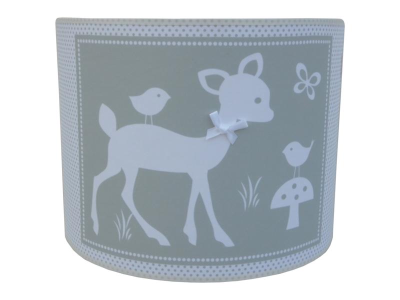 Best Forest Friends grey wall-light