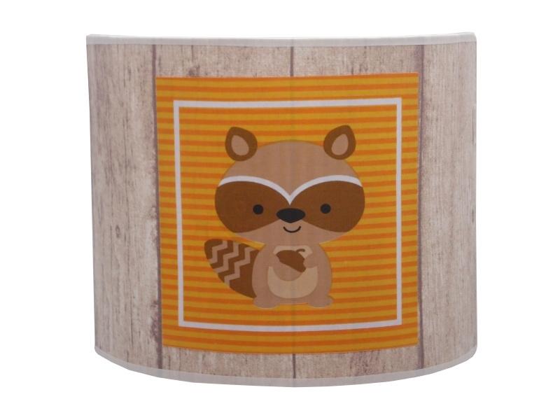 Animal on wood