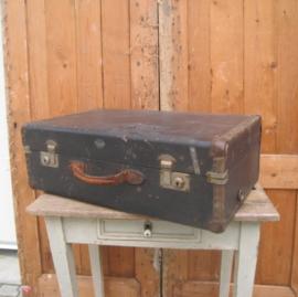 Koffer zwart Adastra 66 x 43 origineel