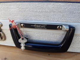 Koffer LP vinyl BEVO platenkoffer origineel