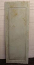 Paneeldeur hout 1 vak 1930 77 x 200,5