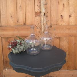 Vergistingsfles fles wijn fust glas 25 cm