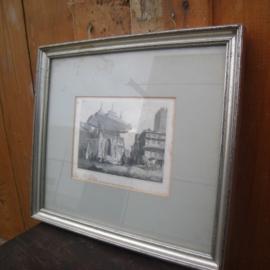 Lijst met afbeelding Constantinopel origineel