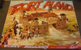 Fort Alamo kunststof jaren '70 origineel in doos