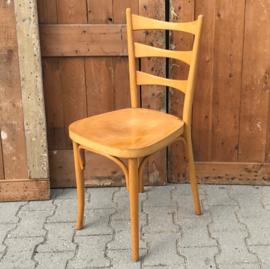 Bistro stoel cafe stoel model Thonet origineel