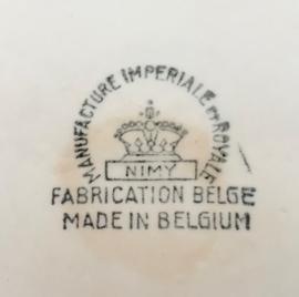 Lampet set Imperiale Royale Nimy Belgie