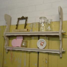 Wandrek wandschap keukenschap 86 cm