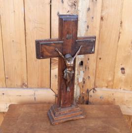 Crucifix kruis beeld Jezus standaard origineel