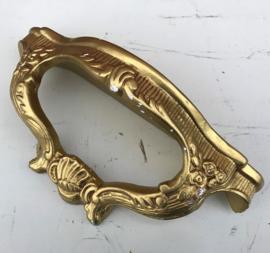 Planchet console barok goud VERKOCHT
