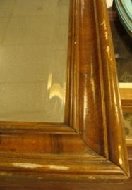 Spiegel origineel 64 x 85 facet 1920