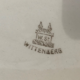 Schaal lampet creme Wittenberg Musterschutz