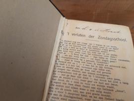 Bijbel 1935 origineel 16 x 10 x 3,5 fraaie kaft