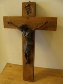 Crucifix kruis beeld Jezus 25 x 40