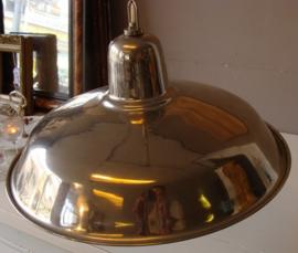 Hang lamp diameter 41 metaal chroom