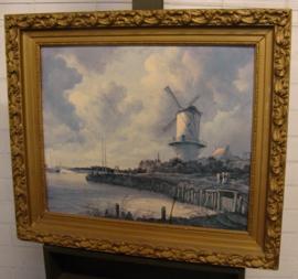 Afbeelding molen Wijk bij Duurstede 64 x 55
