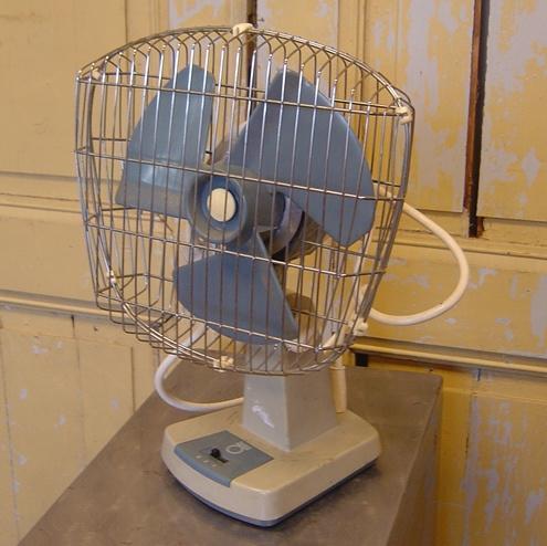 Vintage industriële ventilator Taurus VERKOCHT