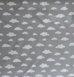 Vlag, grijs wolk