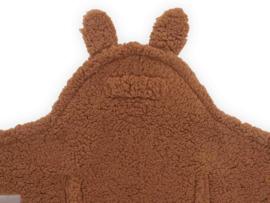 Wikkeldeken Bunny caramel