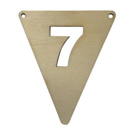 houten vlag 7