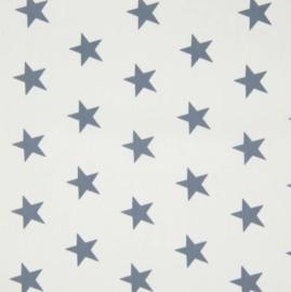 vlag wit grijs ster, vanaf