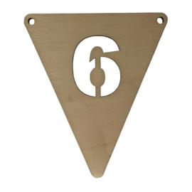houten vlag 6