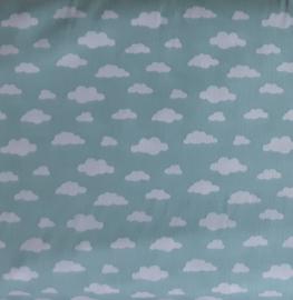 vlag wolk mint, vanaf