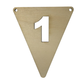 houten vlag 1