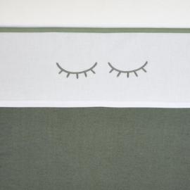 laken sleepy eyes forestgreen