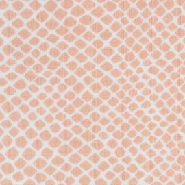 monddoekje hydrofiel snake pale pink