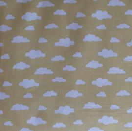 Vlag, gele wolk