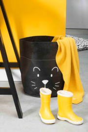 mandje XL paper little lion black