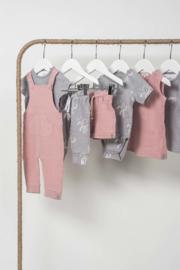 Broekje Cotton wrinkled grey