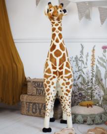 Giraffe groot decoratie 135cm