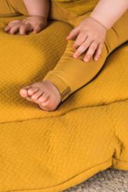 Legging Wild animals, mustard