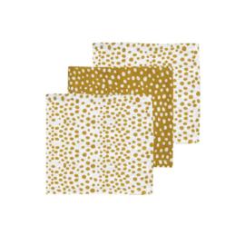 hydrofiel monddoekjes cheetah honey gold