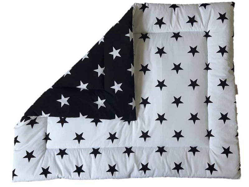 boxkleed big star zwart wit