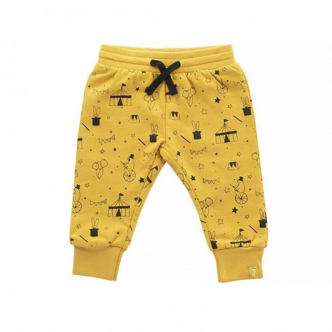 Broekje Circus, geel
