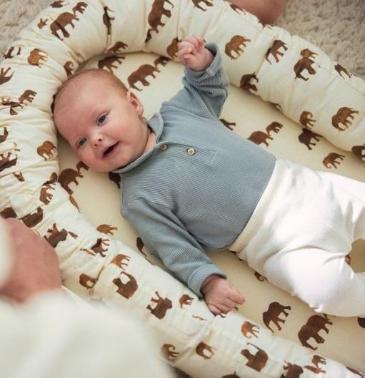 Babynestje Savannah