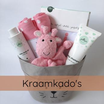 KADO'S EN DECO kraamcadeau's kraamkado babyshower