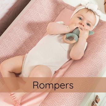 KLEDING rompers