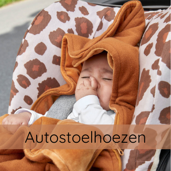 OP STAP autostoelhoezen kleintjebaby
