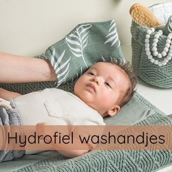 VERZORGING hydrofielwashandjes